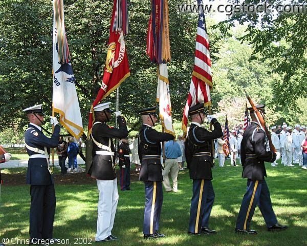 Joint Armed Forced Color Guard