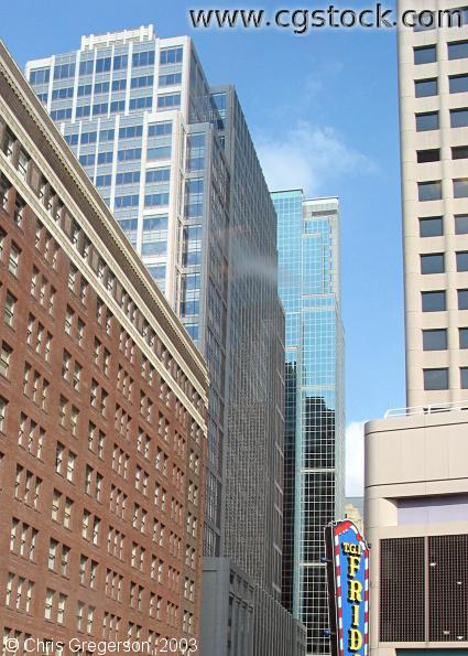Downtown Minneapolis Office Buildings