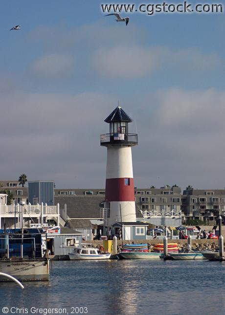Oceanside Harbor Lighthouse