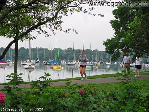 Lake Harriet Jogging Path