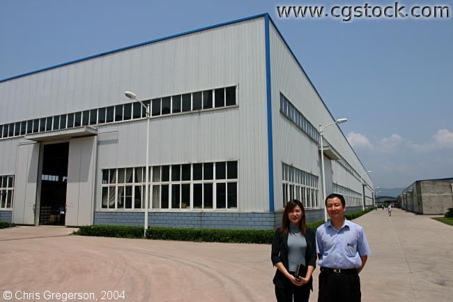 DongFeng Factory, Hengdian