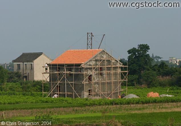 Rural Housing Construction