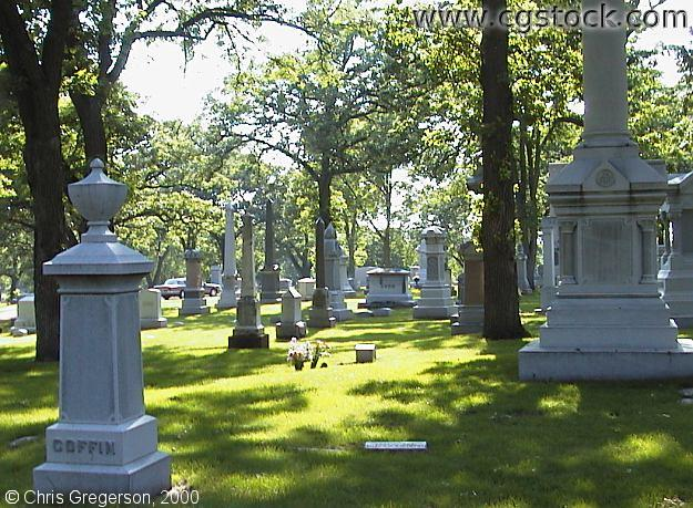 Lot 2, Lakewood Cemetery