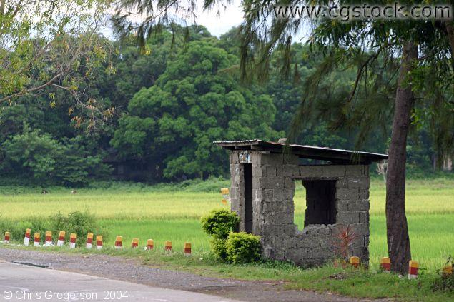 Roadside Bus Shelter, the Philippines