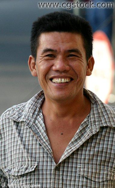 Filipino Man (Pampanga)