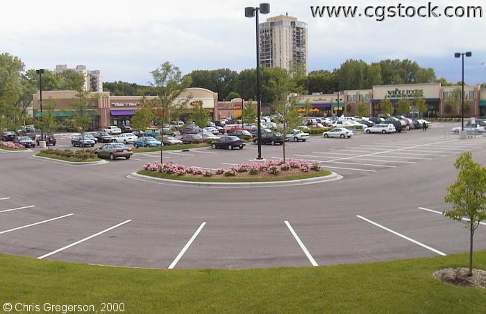 Calhoun Commons Shopping Center