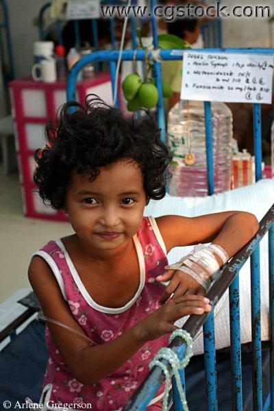 Pediatric Patient, Pampanga, the Philippines