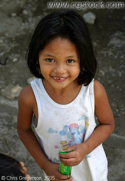 Young Girl in the Philippines (Abigail)