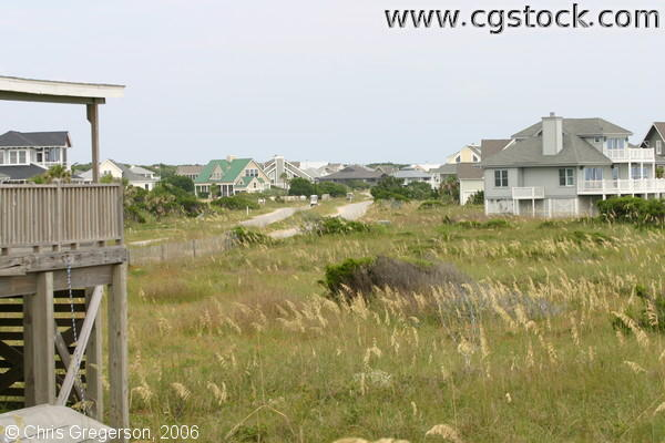 Homes on Bald Head Island