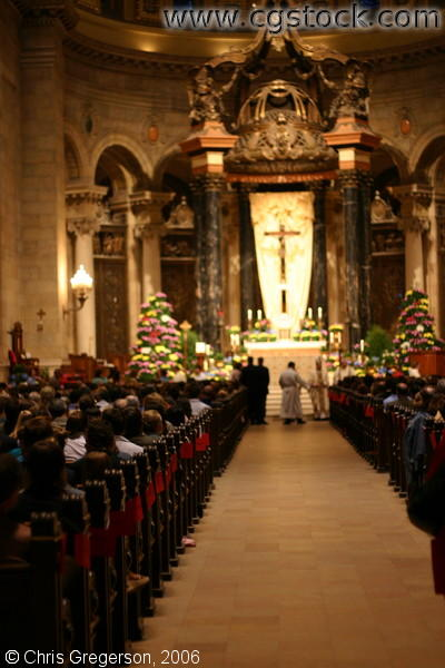 Confirmation, Cathedral of St. Paul