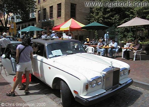 Art of Classic Cars Rolls Royce