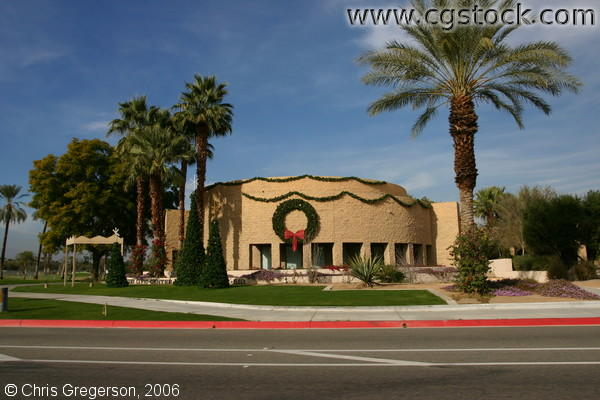 Palm Desert City Hall