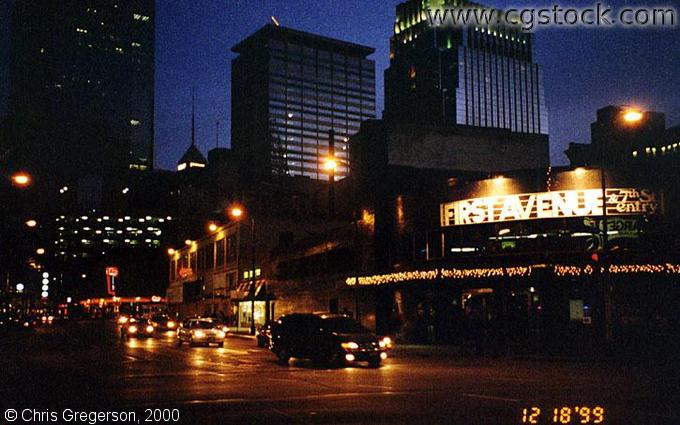 First Avenue Night Club