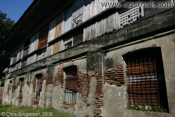 An Old Spanish Styled House in Vigan, Ilocos Sur, Philippines
