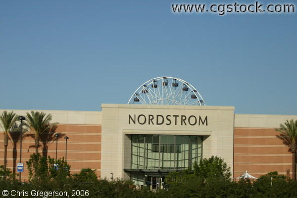 Nordstrom Store in Southern California