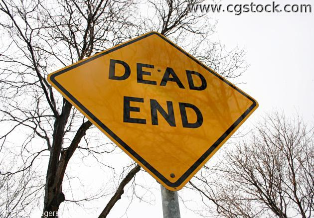 Dead End Street Sign