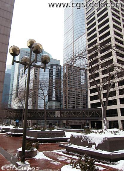 Government Center Plaza, Office Towers