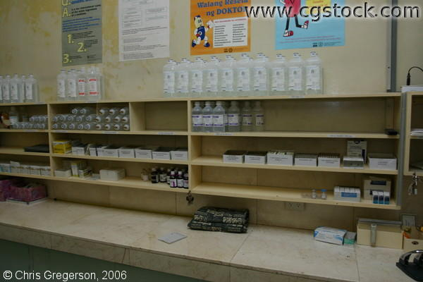 Laboratory Supplies in Ospital ng Angeles (ONA)