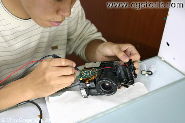 Camera Repair Shop in Beijing