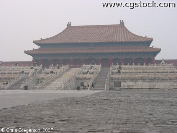 Hall of Supreme Harmony, Forbidden City, Beijing