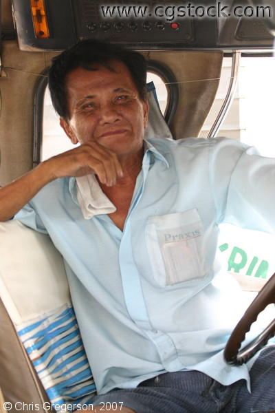 Jeepney Driver in Bacoor, Cavite