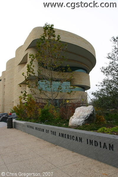 National Museum of the American Indian, National Mall, Washington, D.C.