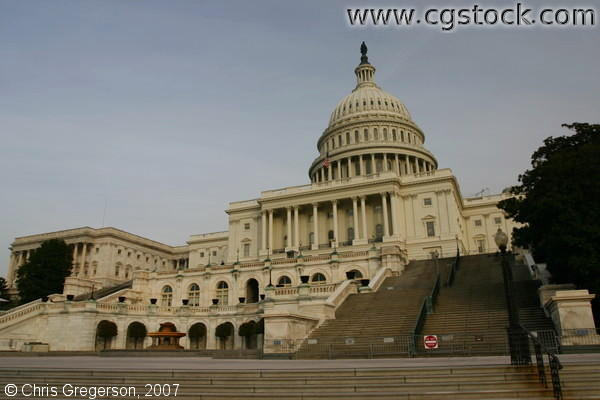 The United States Capitol, Washington, D.C.