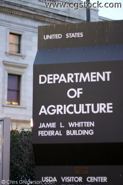 U.S. Department of Agriculture, Washington, D.C.