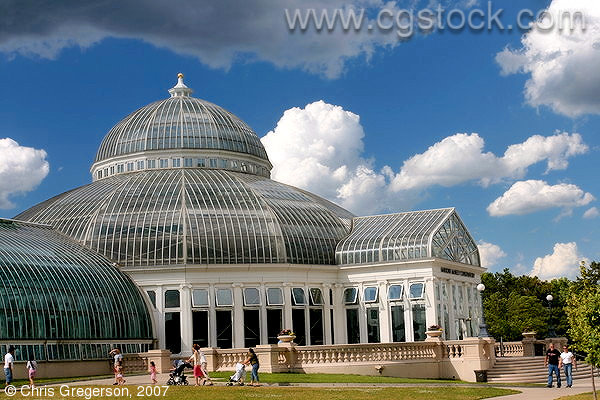 The Como Park Conservatory, St. Paul
