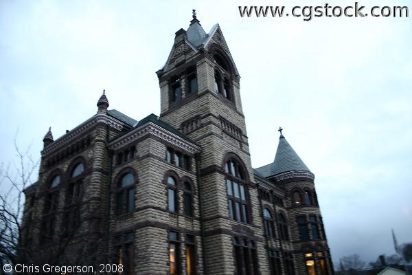 Winona County Courthouse, Winona, Minnesota