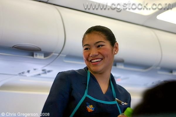 Cebu Pacific Flight Attendant