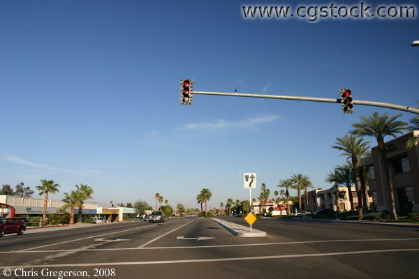 Highway 111, Palm Desert, California