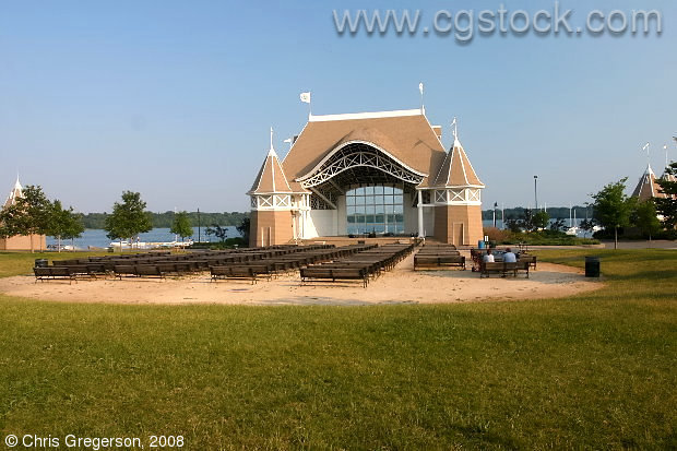 Lake Harriet Bandshell and Seats