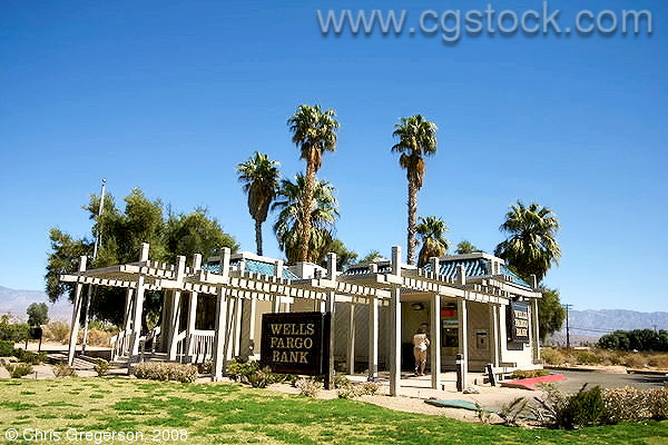Wells Fargo Branch in Borrego Springs, CA