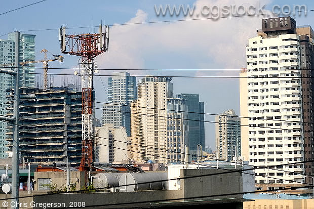 Buildings in Makati