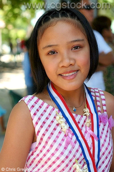 6th Grade Graduate, the Philippines