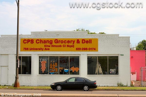 CPS Chang Grocery & Deli