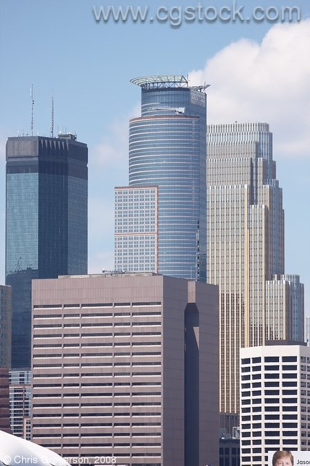 Minneapolis Office Towers