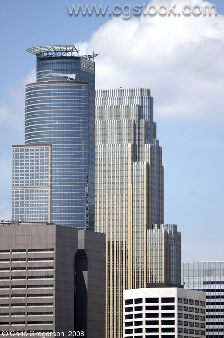 Downtown Minneapolis Office Towers