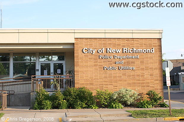 New Richmond City Hall