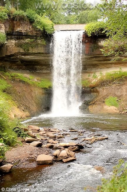 Minnehaha Falls, Minneapolis