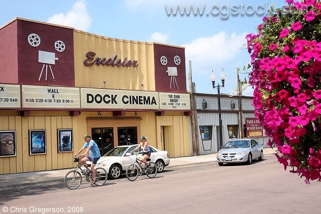 Dock Cinema, Water Street, Excelsior, MN