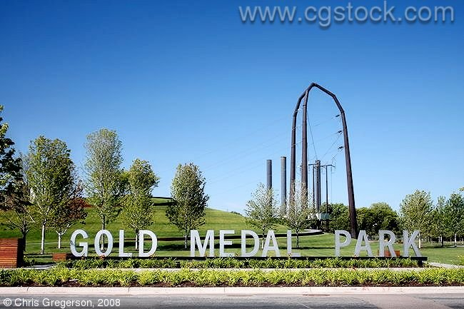 Gold Medal Park, Downtown Minneapolis