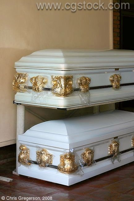 Coffins for Sale, Laoag, the Philippines