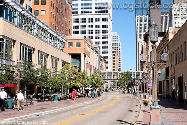 Nicollet Mall from 11th Street