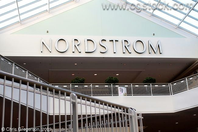 Nordstrom Entrance at the Mall of America, Bloomington