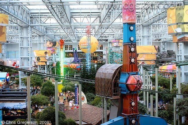 Nickelodeon universe discount coupon