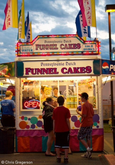 Funnel Cakes and Kids, Fun Fest