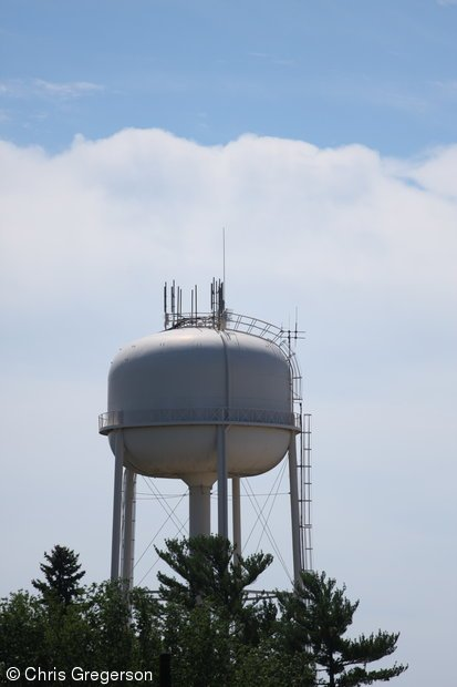 New Richmond, WI, Water Tower