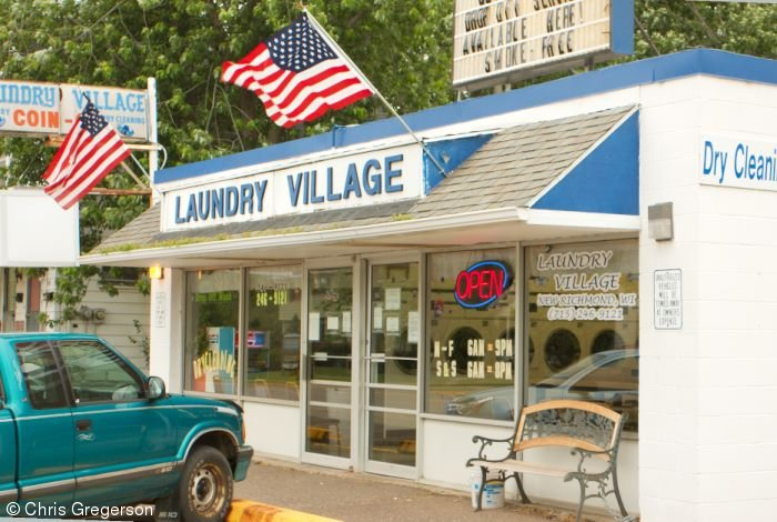 Laundry Village, New Richmond, WI